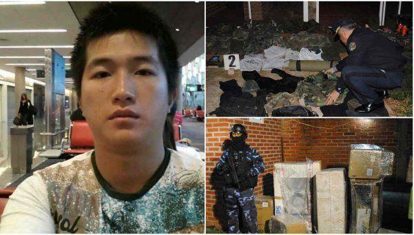 Investigan si guerrilleros paraguayos secuestraron a comerciante chino