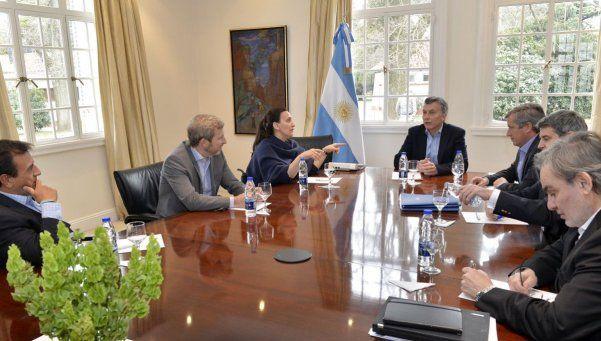 Después del fallo de la Corte, Macri reunió a su equipo en Olivos