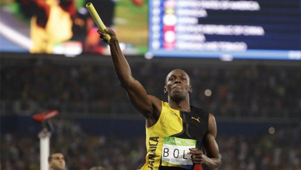 Rio 2016: ¡Histórico! Bolt ganó su novena medalla de oro