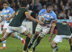 Championship: Los Pumas se durmieron y cayeron ante Sudáfrica en el debut