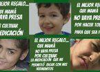 Emotiva  campaña de madres para pedir marihuana medicinal para sus hijos