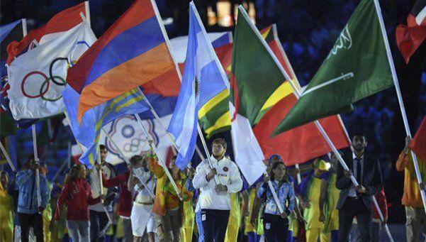 Río dijo adiós a los Juegos con una ceremonia espectacular