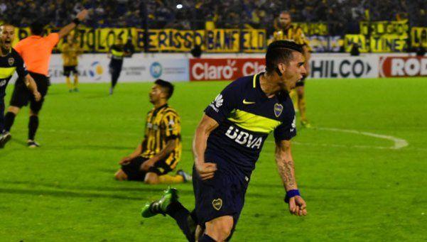 """Pavón: """"El gol y la victoria me devolvieron la alegría"""""""