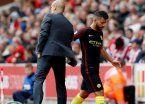 Guardiola cerró la polémica: pide que Agüero siga mucho tiempo