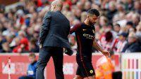 Guardiola criticó a Agüero: los números que le dan la razón