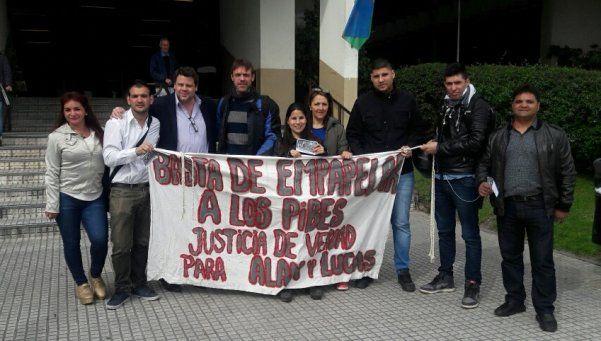 Escracharon a fiscal en Lomas de Zamora