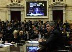 Vivo   Peña en Diputados: se viene un nuevo cuadro tarifario de gas