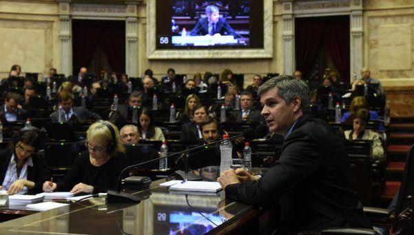 Peña en Diputados: se viene un nuevo cuadro tarifario de gas