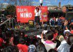 Juegos, premios y sorteos para celebrar el Día del Niño