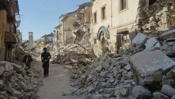 Nuevo terremoto afectó el centro de Italia