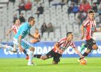 Sudamericana: Estudiantes derrotó a Belgrano en La Plata