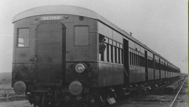 El servicio eléctrico del Mitre cumplió 100 años