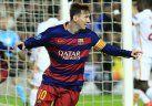 Un golazo de Messi, elegido como el mejor del año por UEFA