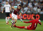 Europa League: Calleri erró un gol hecho y su equipo quedó eliminado