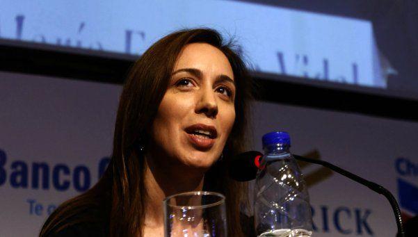 María Eugenia Vidal recibió una nueva amenaza