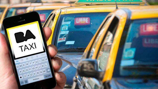 Aprobaron la creación de la aplicación Taxi BA