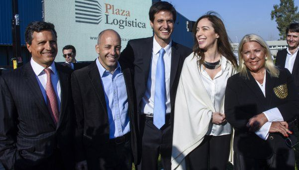 Vidal y Carrió se mostraron juntas en un acto en Pilar