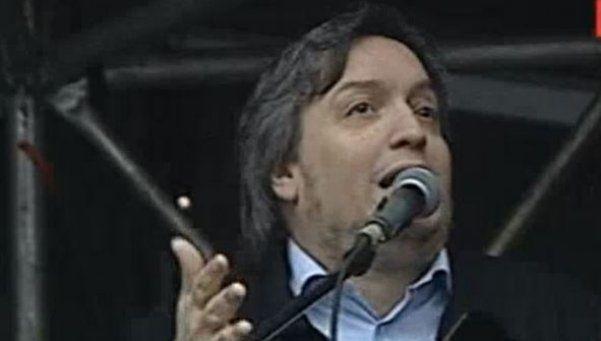 Fuertes mensajes a Macri en reedición de la Marcha de la Resistencia