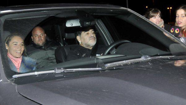 Exclusivo | Maradona: Es una mentira orquestada por algún político