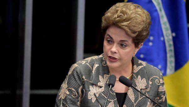 """Dilma presentó alegatos y se defendió de la """"injusticia"""""""