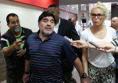 El audio en el que le dicen a Diego que su pasaporte fue robado