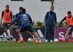 El equipo que Bauza piensa poner para su debut ante Uruguay