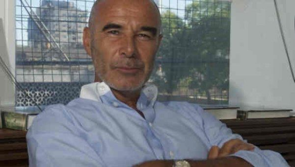 Macri recibió a Gómez Centurión en Olivos