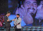Maradona lloró al escuchar a su hijo en el ciclo de Tinelli