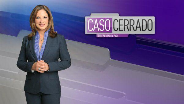 """Telefé estrena el reality """"Caso Cerrado"""""""