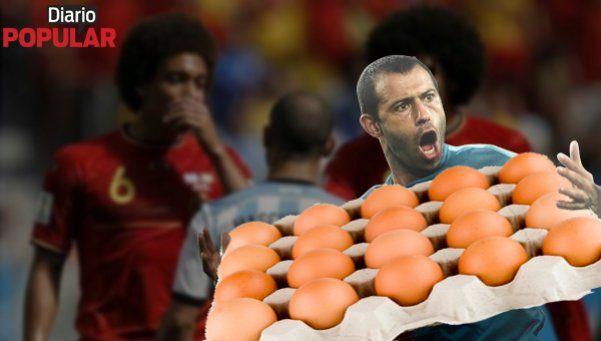 A Masche le sobran huevos: donará 1.036.000 a comedores infantiles