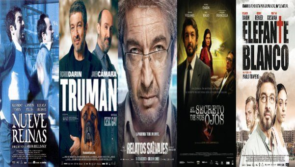 Héroe igual: 5 películas de Darín aclamadas por la crítica internacional