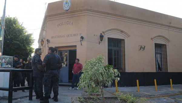 La purga policial en Quilmes se llevó puesto a un comisario