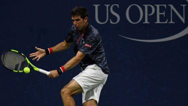 US Open: Pella se fue con bronca y Delbonis también cayó