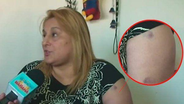 Córdoba: madre golpeó a una maestra hasta dejarla inconsciente
