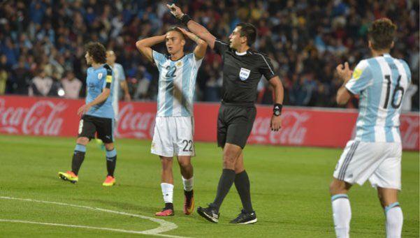Dybala, del gol que no fue a las lágrimas por su expulsión