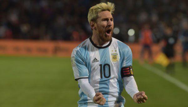 ¡No te vayas nunca! Con gol de Messi, la Selección venció a Uruguay
