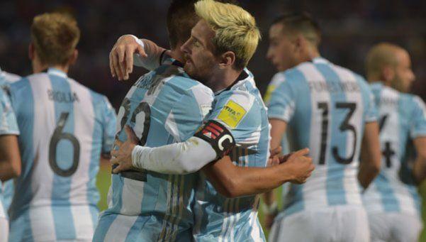 El uno x uno de Argentina en la victoria ante Uruguay