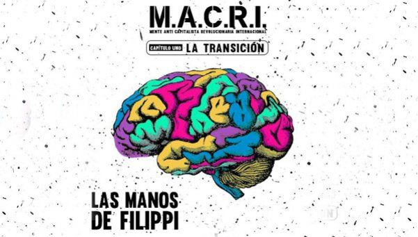 Las Manos de Filippi presentaron el primer video de M.A.C.R.I.