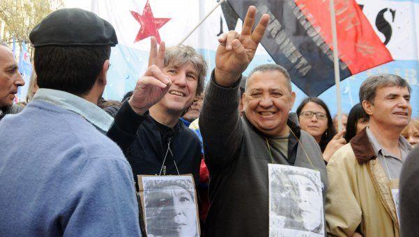 Para el gobierno, la protesta fue una expresión política