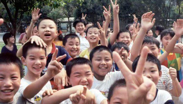 En China, los chicos aprenden a ser CEOS desde los 3 años