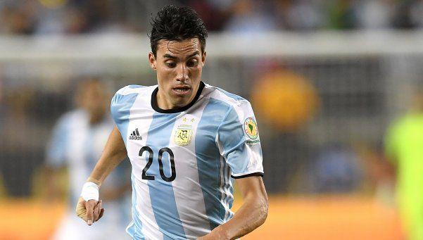 Nico Gaitán, otra baja por lesión que sufre Argentina