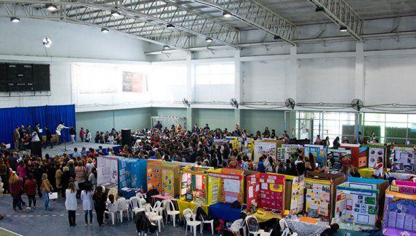 Gran exposición educativa de la región en La Patriada