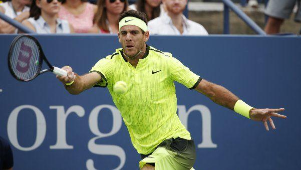 Delpo venció a Ferrer y pasó a octavos de final del US Open