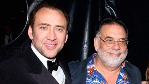 Nicolas Cage es sobrino de Francis Ford Coppola
