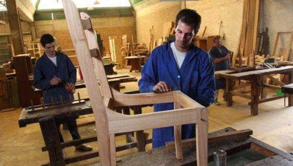 Los vecinos de San Martín pueden acceder a talleres de formación profesional