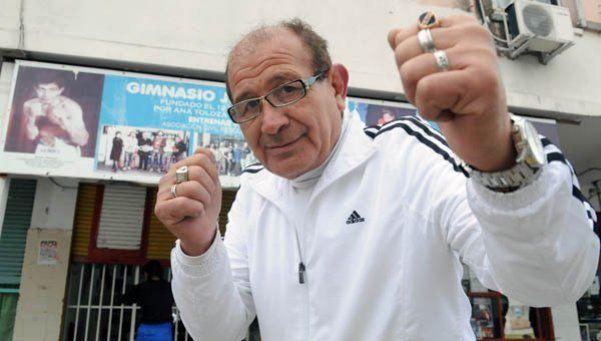 Jesús Romero, el campeón eterno del barrio Rivadavia