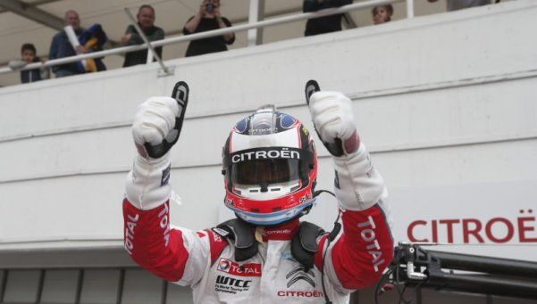 Pechito López, tricampeón del WTCC en Japón