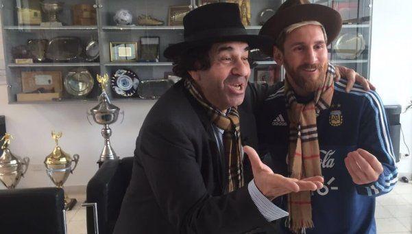 Video | Messi con Mingo: Tengo el sueño de poder conseguir algo con la Selección