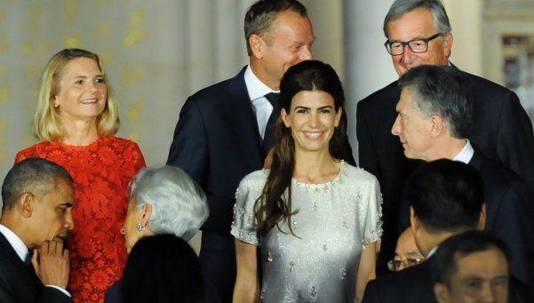 Obama elogió a Macri en la apertura del G20