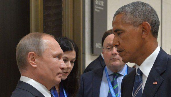 Washington denuncia a Putin por hackeo